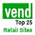 Top 25 Retail Sites